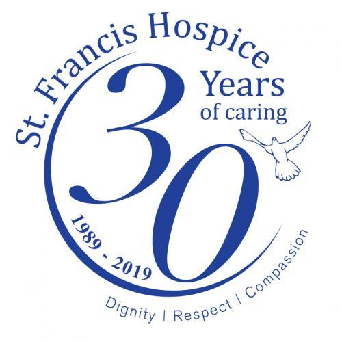 St Francis Hospice logo