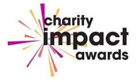 charity impact award logo