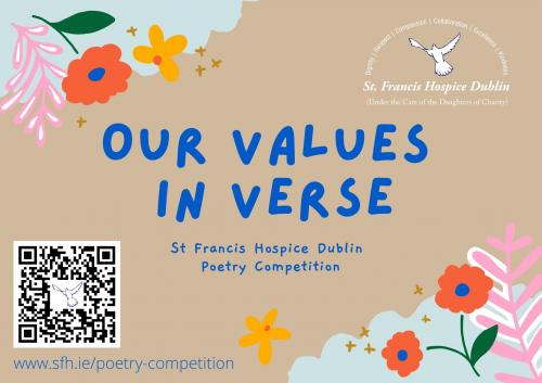 Our Values in Verse Poster