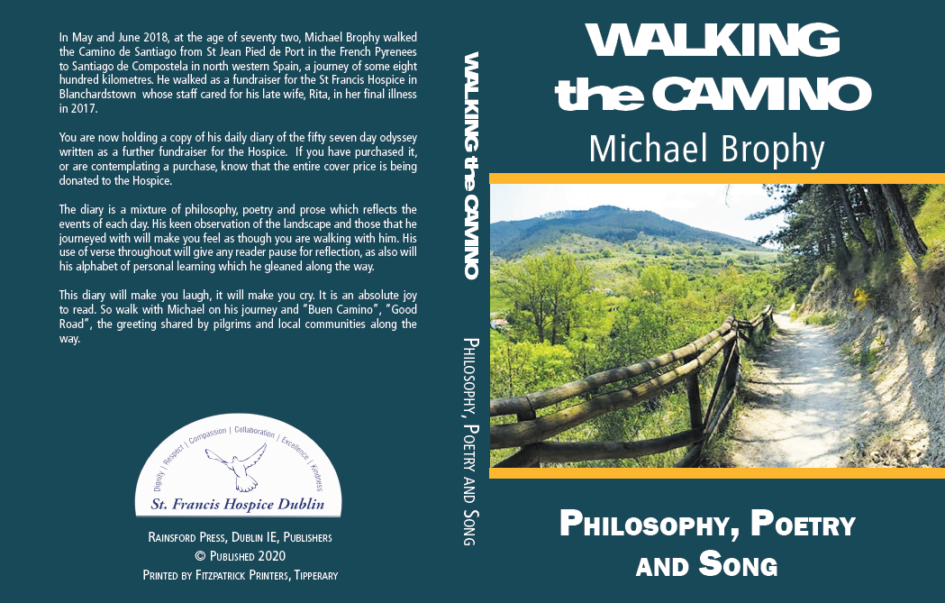 Walking the Camino by Michael Brophy