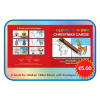 Kids Colour Your Own Christmas Cards