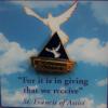 St. Francis Hospice Pin
