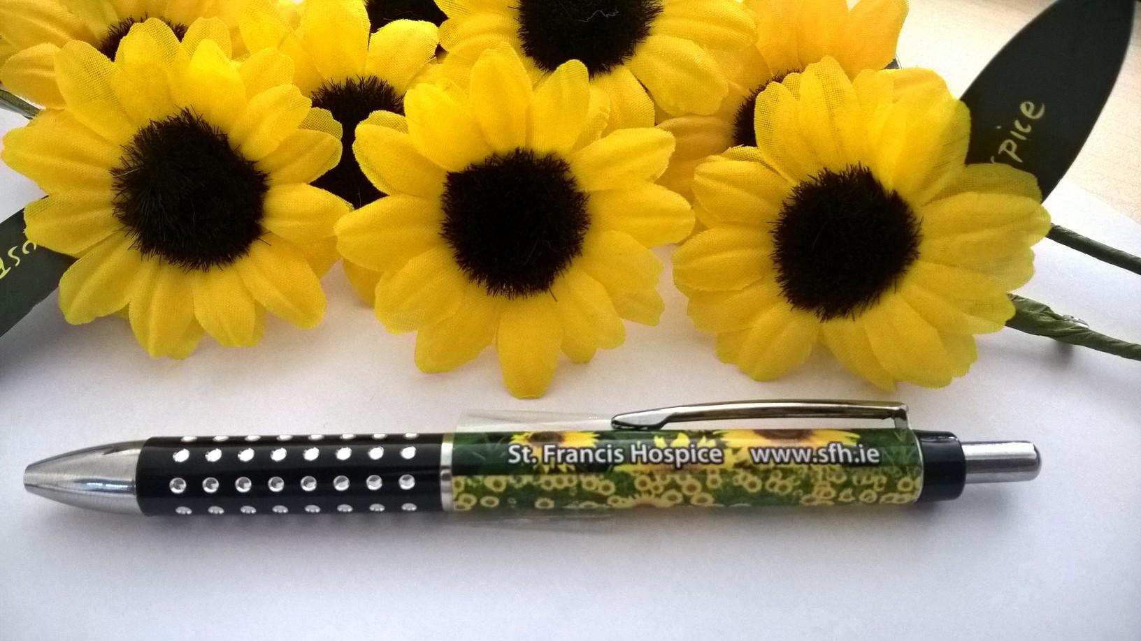 Sunflower Pen